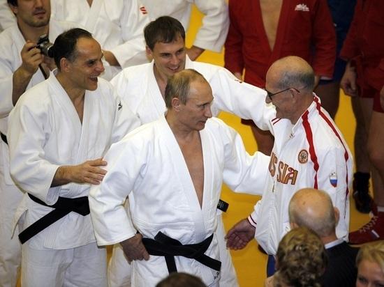 Глава Международной федерации самбо назвал Путина серьезным соперником