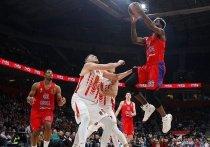 Белград пал: ЦСКА обыграл «Црвену Звезду» в тяжелейшем матче Евролиги