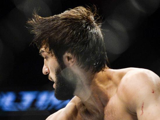 Тухугов одержал победу нокаутом на турнире UFC в Новой Зеландии