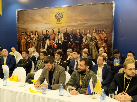 В городском округе Серпухов состоялось III Всероссийское собрание Общества