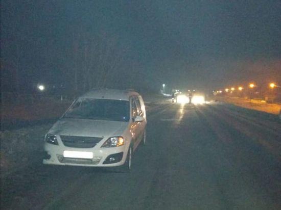 В Башкирии пьяный водитель насмерть сбил пешехода