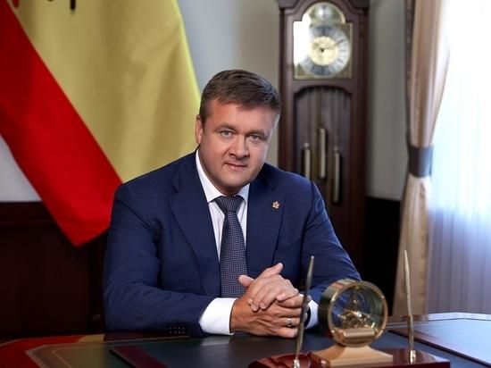 Любимов записал видеопоздравление к 23 февраля