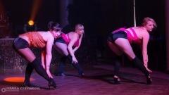 Петрозаводчанки поздравили мужчин с 23 февраля шикарными танцами