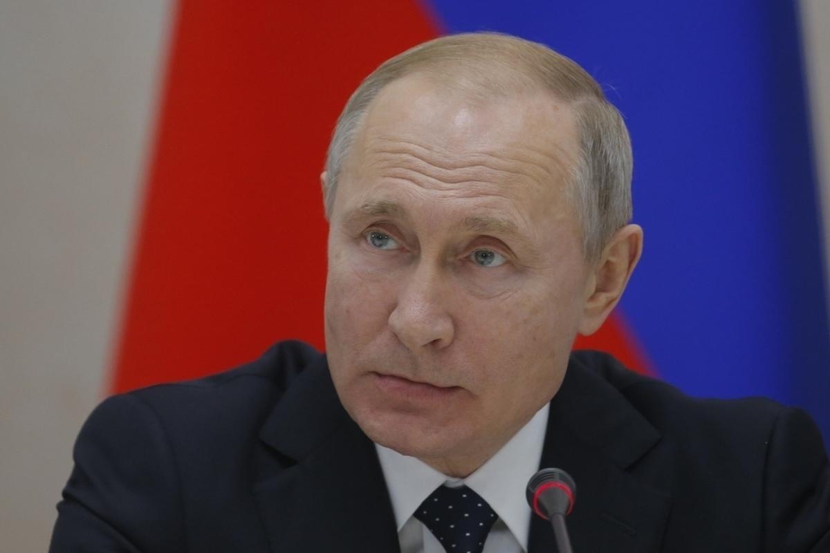 Путин рассказал о предотвращении крупных угроз для РФ в Сирии