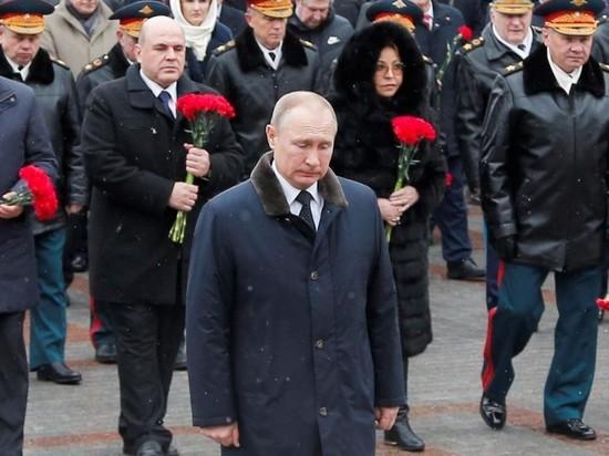 Путин: Россия будет изобличать любые попытки искажения истории ВОВ