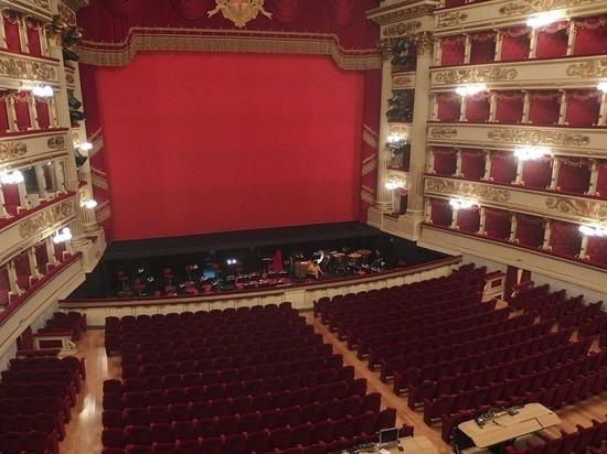 """Оперный театр """"Ла Скала"""" закрывается из-за коронавируса"""