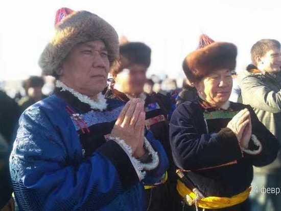 Ритуальный молебен на удачу откроет празднование Сагаалгана в Агинском