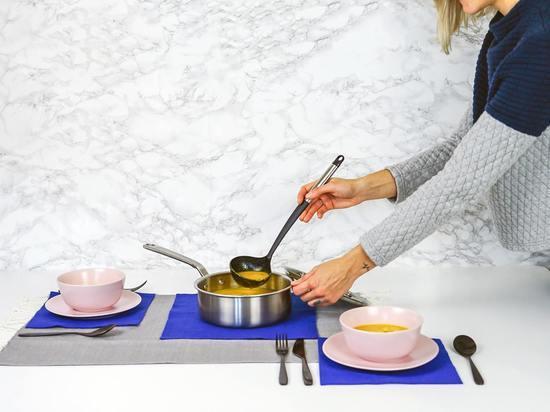 Как немецкие медики готовят витаминный суп для похудения