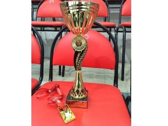Юные забайкальские хоккеисты победили в соревнованиях в Благовещенске