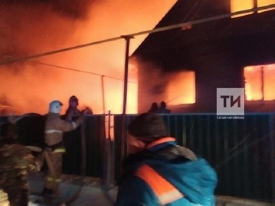 В Татарстане подросток спас жизнь соседу, вытащив его из огня