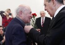 Мюнхен: Ветеран Великой Отечественной о Сергее Лаврове и о вручении юбилейных медалей к 75-летию со Дня Победы