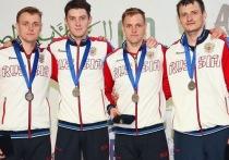 Рапирист из Курска стал призёром этапа Кубка мира по фехтованию