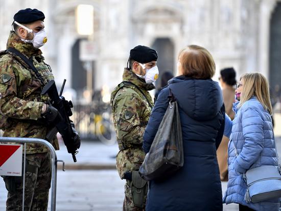 Россиянам посоветовали не отменять поездки в зараженную коронавирусом Италию