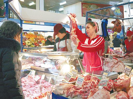Минсельхоз предупредил о «космических» ценах на мясо