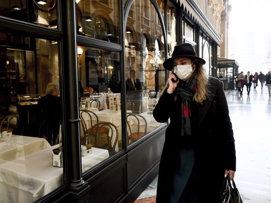 Украинцы не намерены бежать из Италии из-за коронавируса: европейская пенсия дороже