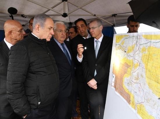 Премьер-министр Биньямин Нетаниягу и посол США Дэвид Фридман побывали в Ариэле
