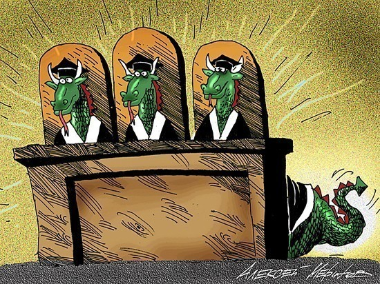 Судьи, виновные в проигрыше дел в ЕСПЧ, должны заплатить за них
