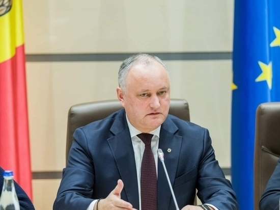 Игорь Додон заявил, когда он объявит об участии в выборах президента