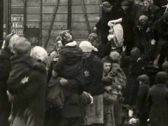 Голландская железная дорога выплатила компенсации семьям жертв Холокоста