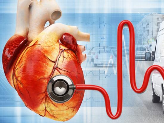 Волгоградцам рассказали о синдроме праздничного сердца