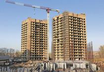 В 2016 году строительство домов на Бугаче прекратилось из-за отсутствия финансирования