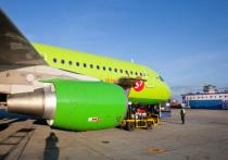 Самолёты из Москвы в Новокузнецк задержатся из-за погодных условий