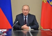 Путин рассказал о «потряхивании» подчиненных