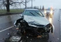 В двух белгородских ДТП пострадали два юных пассажира