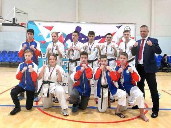 22 и 23 февраля всероссийский турнир по каратэ собрал свыше трехсот спортсменов из двадцати семи российских городов