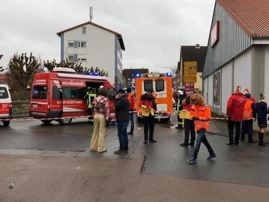 52 постарадавших в немецком Фолькмарсене: преступник известен полициии