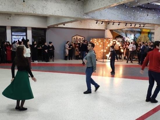 Танцевальные вечера организует в Ставрополе национальная община