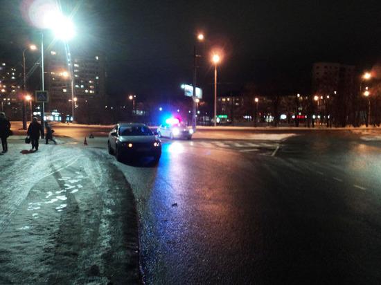 В Архангельске женщина-пешеход пострадала в ДТП