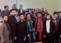 Египетские послы не дождались извинений в новомосковском вузе