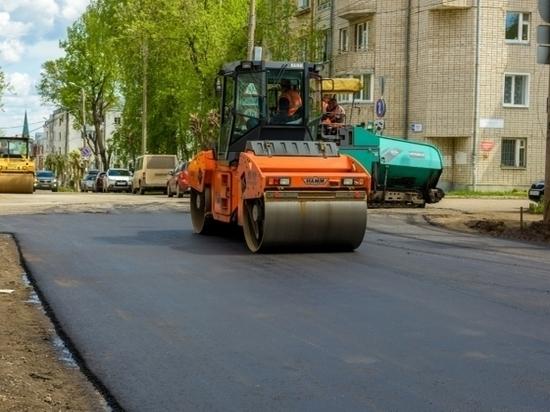 Улицу Кирова в Нововятске отремонтируют впервые за 20 лет