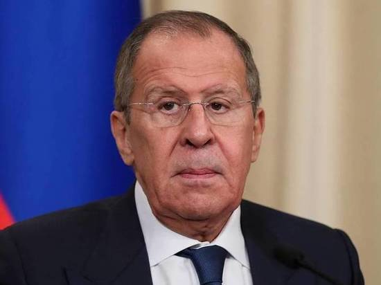 Лавров назвал капитуляцией разговоры о переговорах с боевиками в Идлибе