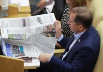 За пять лет тираж газет в России сократился на 60%