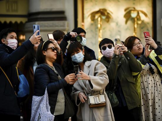 Коронавирус отменил Венецию: «Европейцы в масках, китайцы абсолютно спокойны»