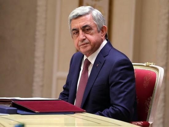 В Армении судят сразу двух бывших глав государства