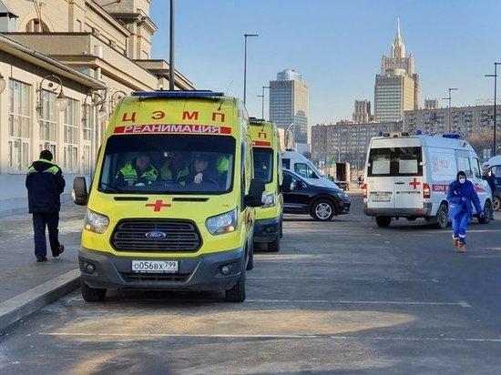 Заболевших после посещения Китая начнут госпитализировать силами полиции