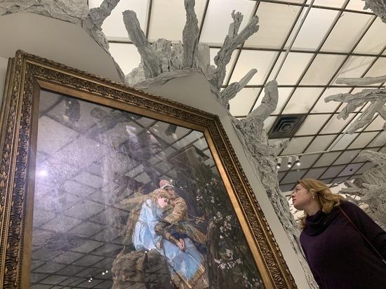 В Третьяковке открылась выставка-сказка