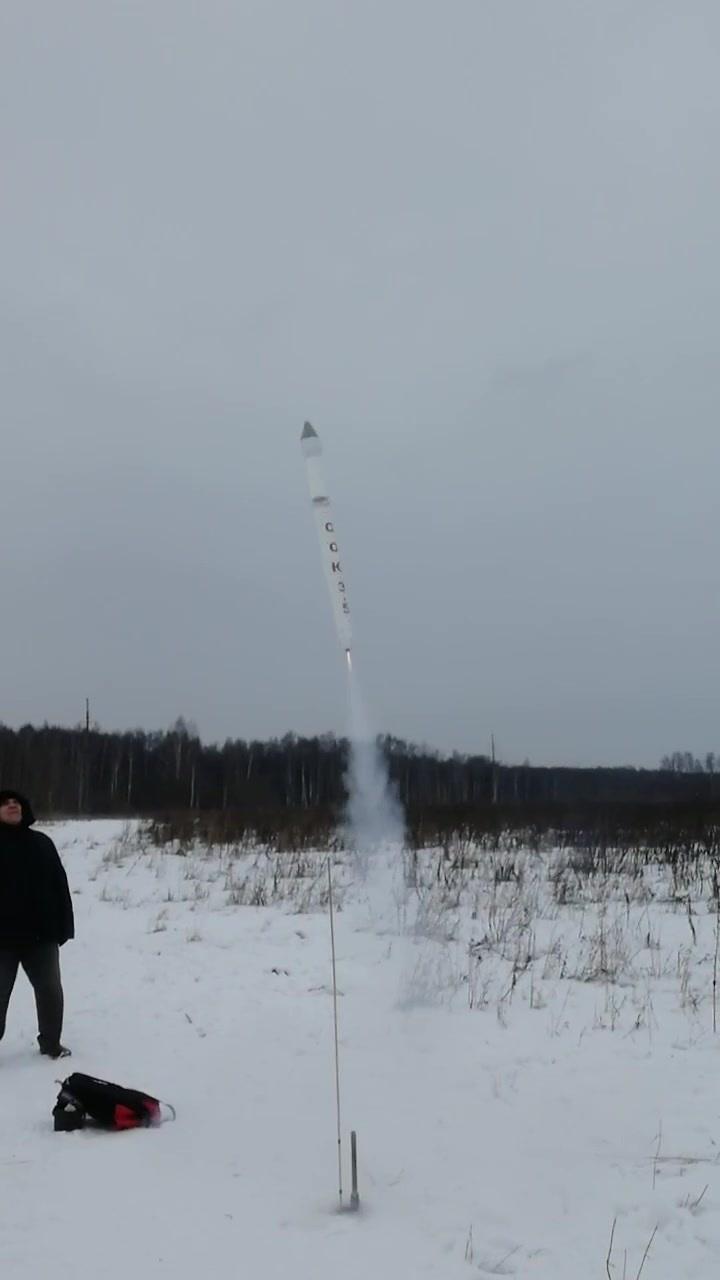 Ракета-носитель «Союз-5» взмыла в небо