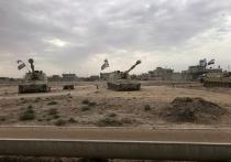 Т-34 вместо «Абрамса»: иракская танковая часть поменяла эмблему