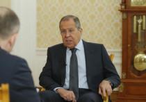 Лавров приструнил толкавшихся грузинских журналисток: