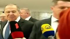 Захарову в Грузии атаковали женщины, «потерявшие всякое достоинство»