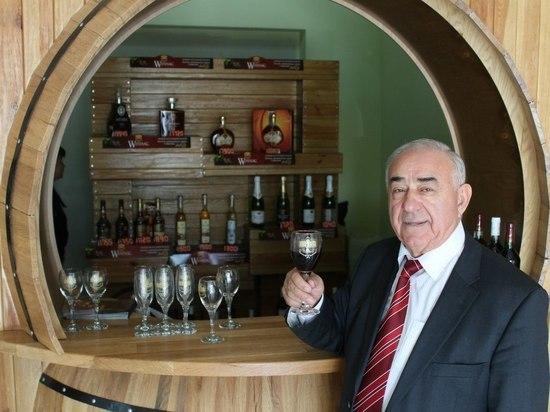 Артуш Карапетян: «Потребитель должен выбирать алкоголь по качеству»