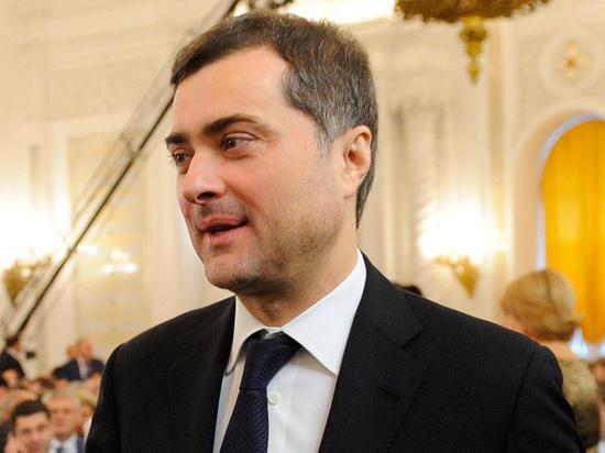 Сурков похвалил Зеленского