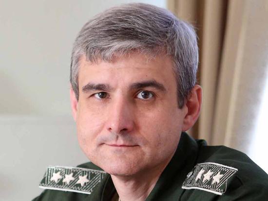 Умер директор финансового департамента Минобороны Лоскутов