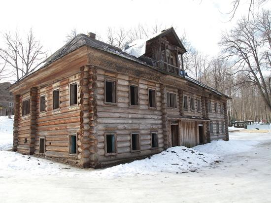 В музее-заповеднике «Щелоковский хутор» началась реставрация