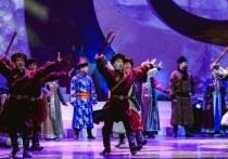 Калмыцкий «Тюльпан» поздравляет бурятов с праздником Сагаалган