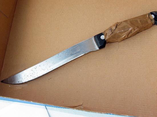 В Ульяновске школьник пытался зарезать учительницу кухонным ножом